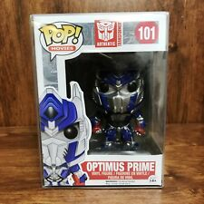 Pop Movies Transformers : Optimus Prime  #101 Vinyl Figure w/Protector (Vaulted)