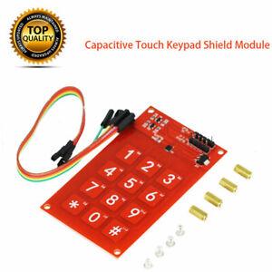 MPR121 Touch Sensor Module Kapazitiver Schalter für Arduino