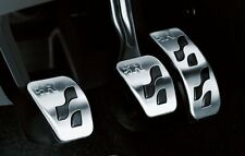 Original VW R Line R32 Golf Polo Beetle Stainless Steel Pedal Caps jnv711001 -