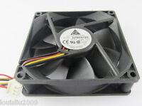 1pc DELTA AFB0912H 9025 92x92x25mm 92mm 12V 0.3A 51CFM 3 wire DC Cooling Fan