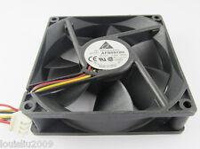 10pcs DELTA AFB0912H 9025 92x92x25mm 92mm 12V 0.3A 51CFM 3 wire DC Cooling Fan