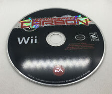 Need for Speed Carbon - Game Disc Only - Tested & Works - Nintendo Wii