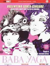 Dvd Baba Yaga (Collector's Edition) (2 Dvd) (1973) ......NUOVO