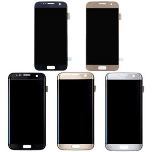 Replacment Samsung Galaxy S5,S6 Edge LCD Display Touch Screen Digitizer Assembly
