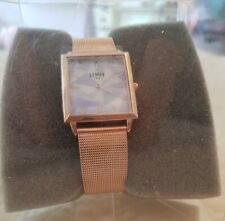 Limit Womens Rose Gold Plated Watch
