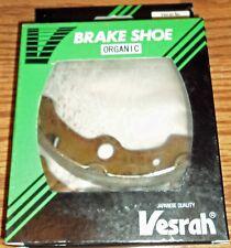 Vesrah VB-240 ATV Brake Shoes fit Yamaha YFM 350 Big Bear 400 Kodiak