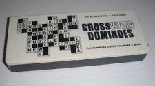 Dominoes Cardboard Vintage Board & Traditional Games
