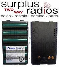 Power Products Battery Vertex BP36257MHXT VX-210 VX-417 Ni-Mh 1600mAh
