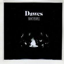 (HA370) Dawes, Most People - 2013 DJ CD