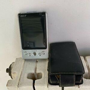PDA Pocket PC Windows Acer N30 Non testé avec Stylet et housse