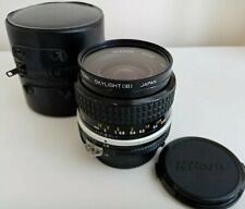 USATO Nikon Ai Nikkor 35mm F2.8 LENTE MANUALE