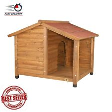 Trixie Pet products Natura Lodge dog house with verandah