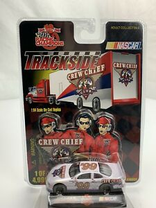 Racing Champions Crew Chief Trackside Nascar Die Cast Cat 1/64 New