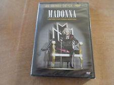 DVD Les reines de la pop MADONNA