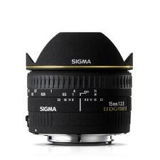 Sigma EX DG Fisheye 15-15mm f/2.8 DG Lens