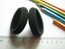 2 Ohrpolster für Kopfhörer 60 mm passt zB für Sony MDR IF 120 Infrarotkopfhörer