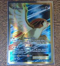 Pokemon Card   PIDGEOT EX FULL ART Ultra Rare  Evolutions  104/108 *MINT*