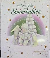 WINTER TALES  # 68730 DEPT 56 retired SNOWBABIES Book