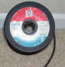 Fusible Link Wire, 16 GA, 5 feet, GM part number 6292996, off 50 foot spool