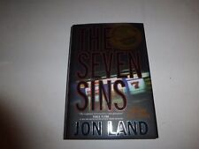 The Seven Sins : The Tyrant Ascending 1 by Jon Land Hardcover Book New B41