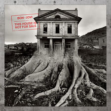Bon Jovi This House Is Not for Deluxe CD (released on 4th November 2016)