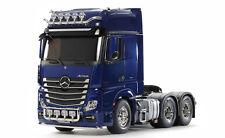 Tamiya 300056354 1:14 RC MB Actros 3363 Pearl Blue vorl. Mercedes Bausatz