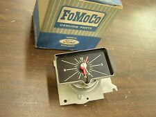 NOS OEM Ford 1968 Mercury Dash Clock Monterey Montclair Park Lane Marauder Gauge