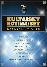 Miesten vuoro / Imaginaerum / Kohta 18 + 5 other Finnish movies 8-DVD box set