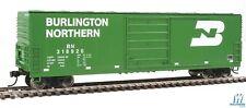 HO Scale Walthers 910-1926 * 50' Evans Boxcar, Burlington Northern #318920