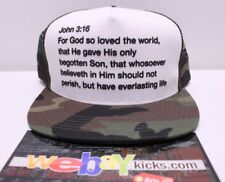 Supreme NYC Preach Mesh 5 Panel Green Camo Trucker Snapback Cap Hat FW18H59 New