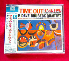 Dave Brubeck Time Out BLU SPEC CD JAPAN SICP-30236
