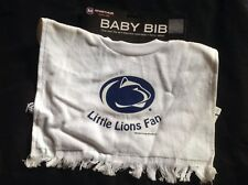 Penn State Baby Bibbs, one-size-fits-all... McArthur Sports (2 each)