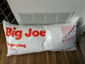 Big Joe Megahh Bean Bags Refill Mighty Bag Brand New