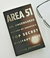 Area 51 Uncensored History of America's Top Secret Military Base Aliens UFOs Pic