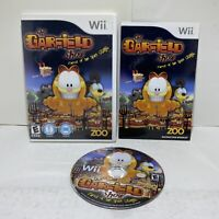 The Garfield Show: Threat of the Space Lasagna (Nintendo Wii, 2010)