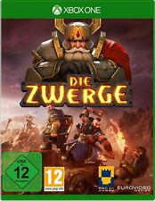 Die Zwerge (Microsoft Xbox One, 2016) Neu & OVP