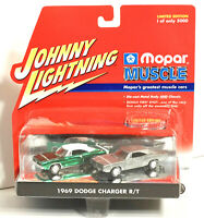 Johnny Lightning 1969 Dodge Charger R/T Raw Body First Shot Mopar Muscle 1:64