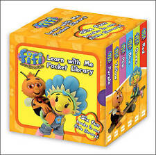 Fifi and the Flowertots  - Pocket Library: Learn with Me by HarperCollins...