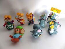 Small Set of Figures Kinder Kinder Chocolat Toys