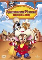 An American Tail: Fievel Goes West (DVD) En,Russian,Czech,Polish,Greek,Hungarian