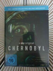 Chernobyl - Limited Collector's Blu-Ray Mediabook neu noch eingeschweißt rar