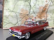 Cadillac Miller Meteor Ambulance (1/43)....