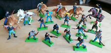 Britains deetail 1971. cowboys Cavalier