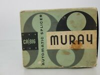 Rare Vintage MURAY CA/816 Automatic Film Splicer, in Box, Made in France