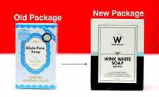 10 x  WINK WHITE ORIGINAL Gluta PURE Soap Whitening Body Lightening Brightening