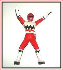 Power Rangers Sentai Hero Vinyl Figure _ Lost Glaxay Red Ranger