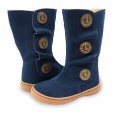 New LIVIE /& LUCA Boots Jamie Navy Blue 13 1 youth