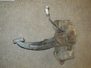Used Original 1969 Ford Mustang Parking Brake Pedal Asy