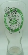 Vintage Boston Celtics Basketball Beer Mug Glass Tumbler