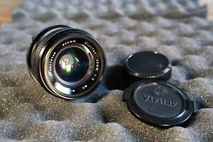 Vivitar 28mm f/2 Wide Angle Lens for MD mount